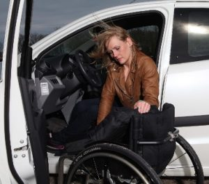 Vicair wheelchair cushion user story - Jolanda - Vicair Active wheelchair cushion