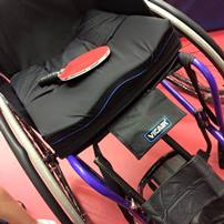 Vicair wheelchair cushion user story - yvette -wheelchair cushion Vicair Active