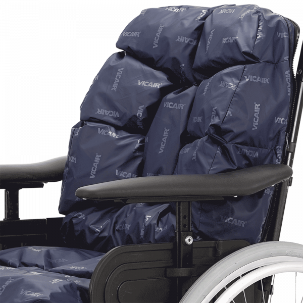 Wheelchair Back Cushion Vicair Multifunctional Back Vicair