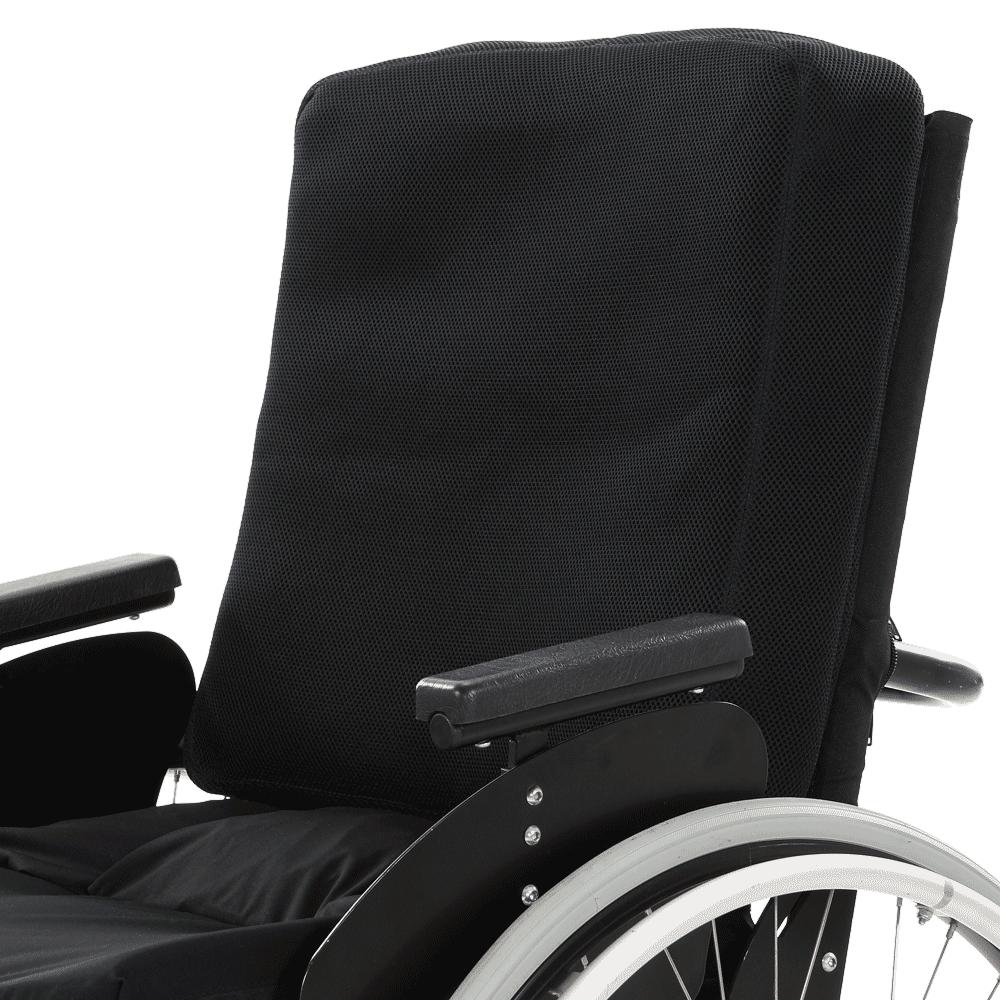 Wheelchair Seat Cushions Product : Wheelchair back cushion vicair anatomic