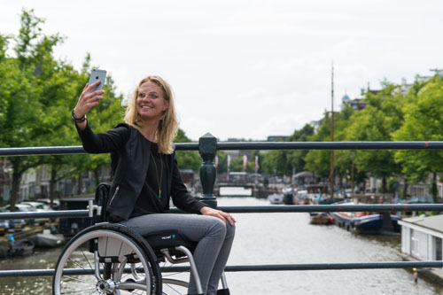 Kussen Tegen Doorzitten : Wheelchair cushion vicair linda amsterdam 18 vicair