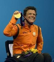 Mirjam de Koning-Peper Gebruikersverhaal Vicair rolstoelkussen