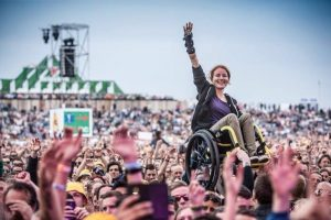 Vicair Wheelchair Cushion User Story Nienke Conijn