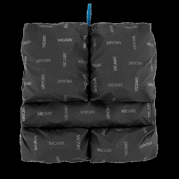 Wheelchair cushion Vicair Adjuster O2 10cm top