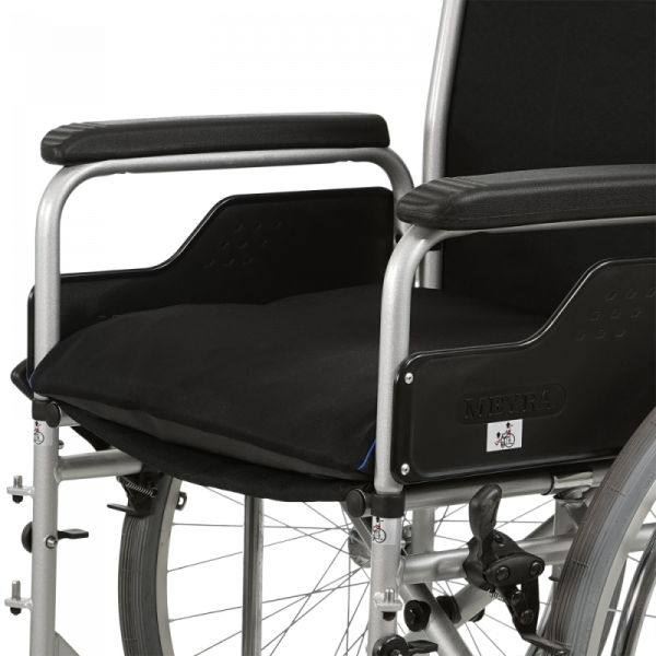 Wheelchair cushion Vicair Liberty on wheelchair