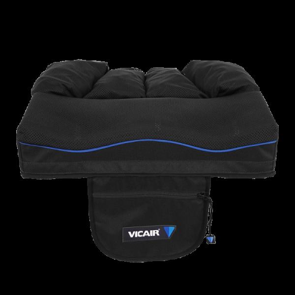 Wheelchair cushion Vicair Active O2 9cm storage pouch