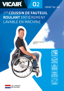 Vicair O2 brochure French