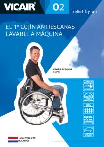 Vicair O2 Brochure Espanol