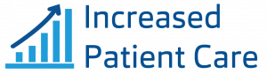 Clinical Case Icon Increased Patient care