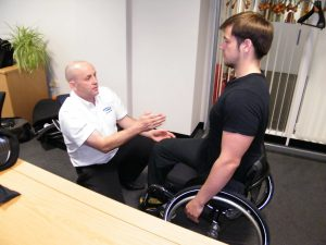 Vicair Wheelchair Cushion User Review Nathan Stephens