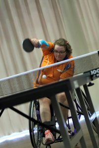 User Testimonial Yvette Moerdijk Vicair Wheelchair Cushion