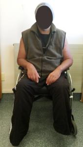 Vicair Clinical Case Wheelchair Cushion Vicair Adjuster 12