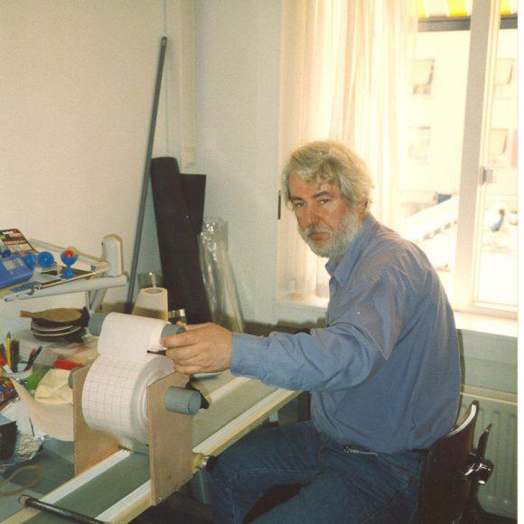 Huibert Pollmann uitvinder Vicair