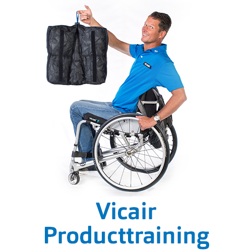 Educatie Vicair producttraining