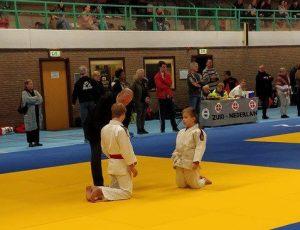 Bob A Judo Sponsoring