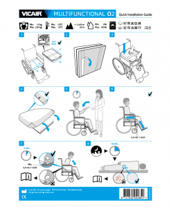 Vicair Multifunctional O2 Quick Installation Guide