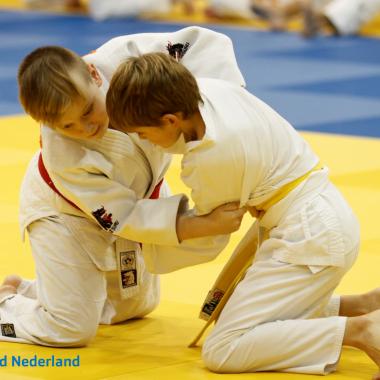 Vicair Sponsoring A judo toernooi