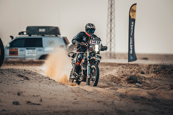 Stage 7 - Africa Eco Race 2020 #DUTTO Nicola Dutto_ #VicairHero Vicair Cushion