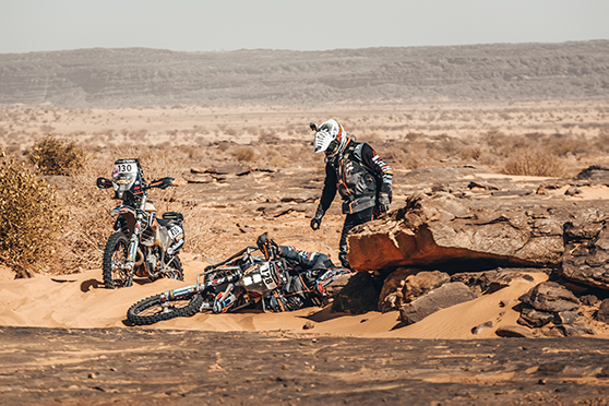 Stage 9 - Africa Eco Race 2020#DUTTO-115_Nicola Dutto_ #VicairHero _Vicair Cushion -LR