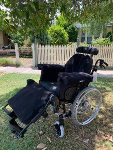 VIcair Wheelchair Overlay cushion testimonial