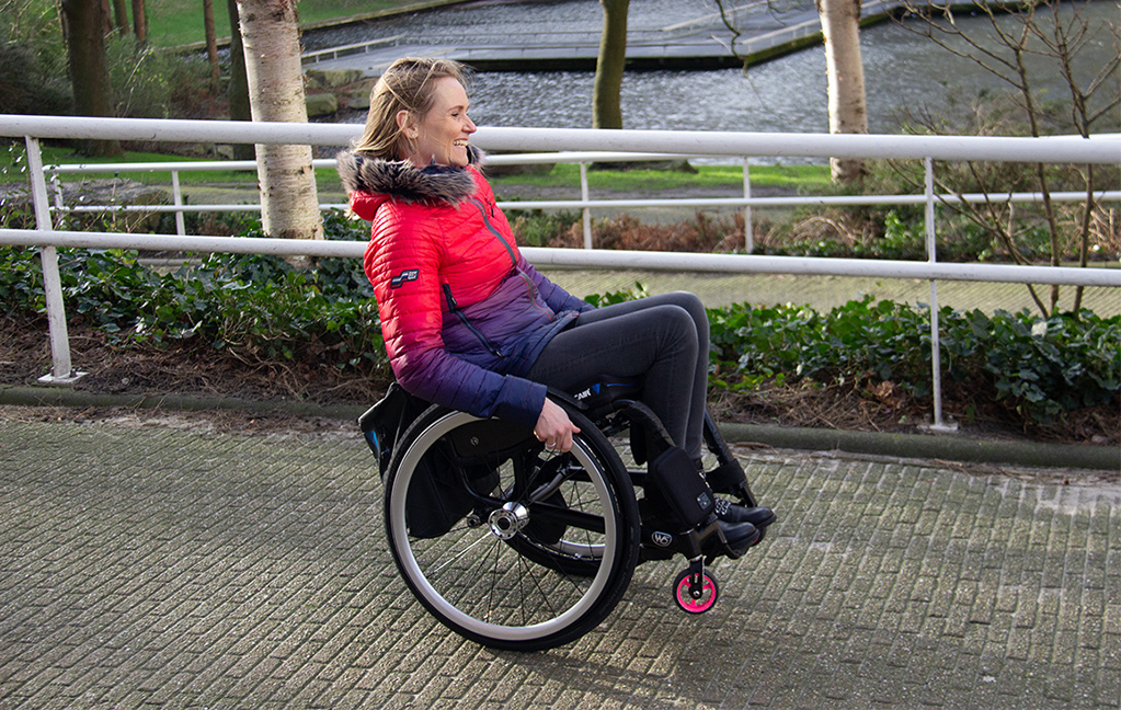 Rollstuhlkissen