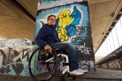 Vicair O2 hygienic wheelchair cushions