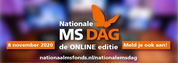 Vicair op Nationale MS dag 2020