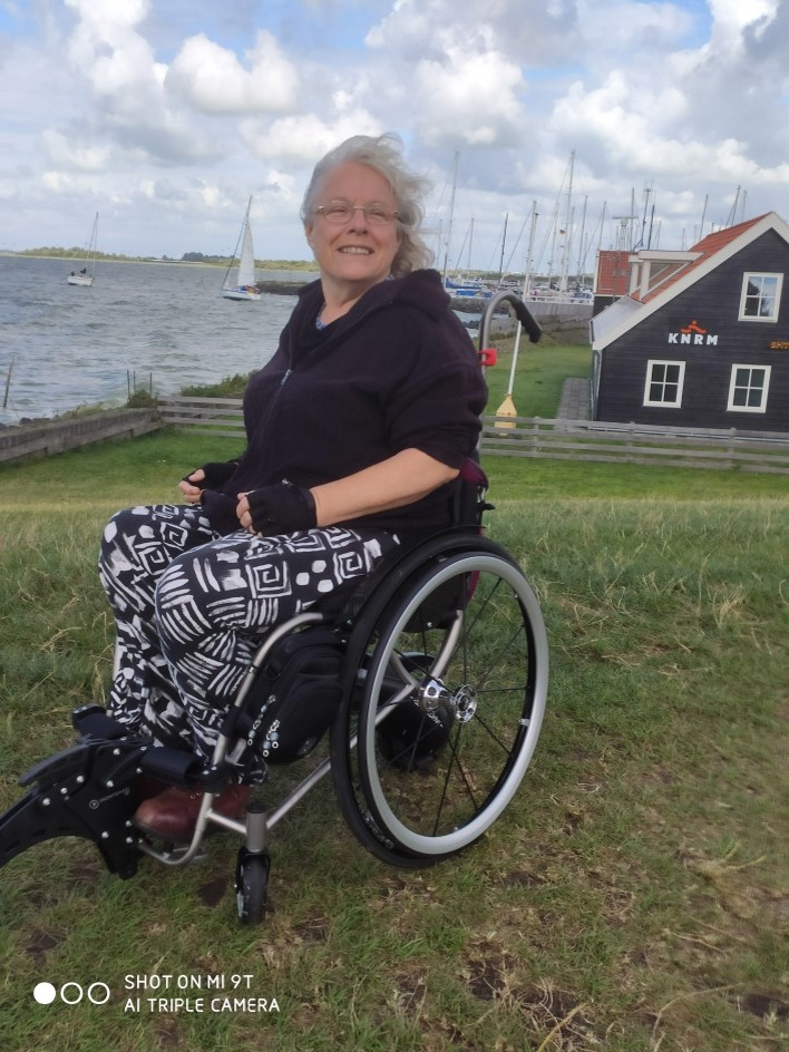 Review Vicair Custom Made Active O2 rolstoelkussen