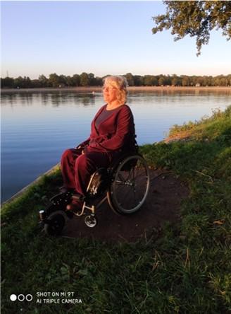 Vicair Custom Made Active O2 Wheelchair cushion testimonial
