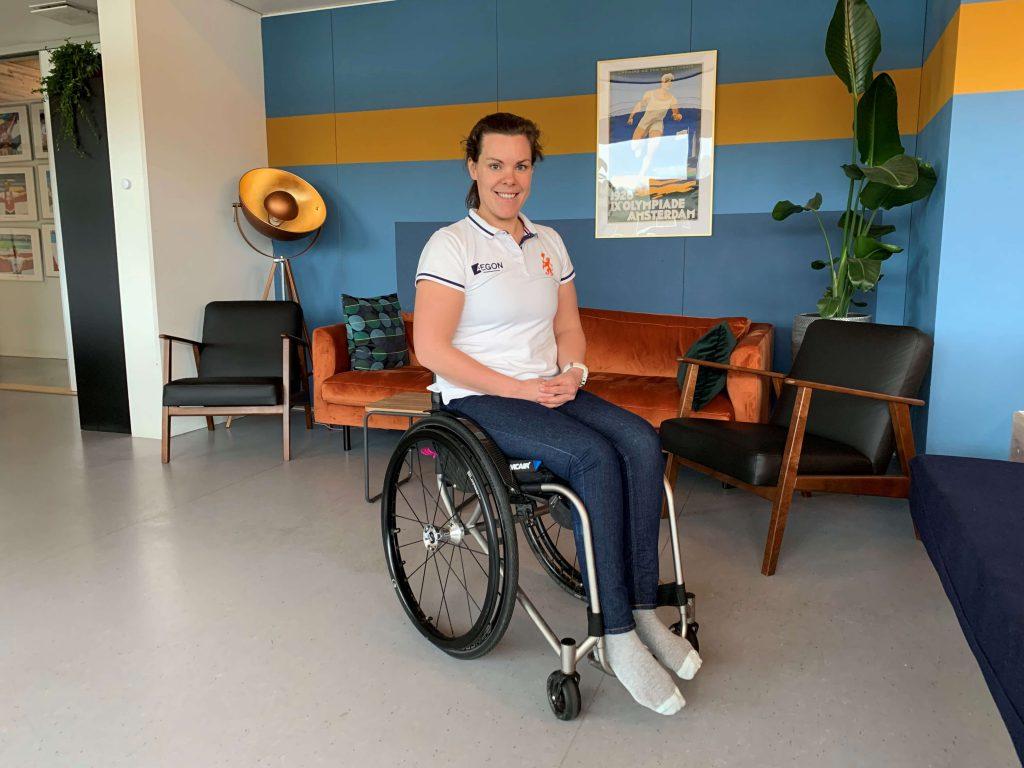 Vicair wheelchair cushion Vicair Vector O2 testimonial