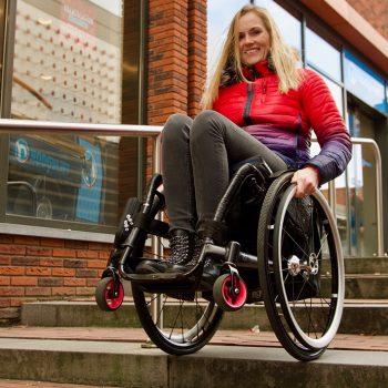 Vicair workshop rolstoelgebruiker